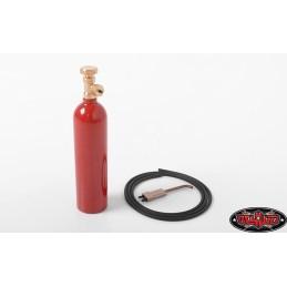 Réservoir d'acétylène et torche de soudure Scale Garage Series 1/10  RC4WD - Z-S1780
