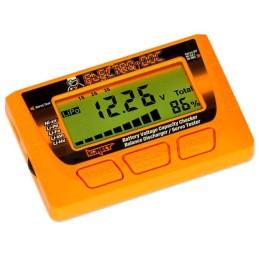 Testeur de batterie + Equilibreur+ Testeur servo Konect Hobbytech  KN-ELECTRO-DOC
