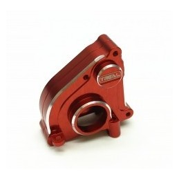 Carter de boite de transmission alu Rouge  pour SCX24 Treal - X002MDL4N