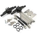 Kit options métal pour SCX10 II  AX90046 Yeah Racing AXSC-S02
