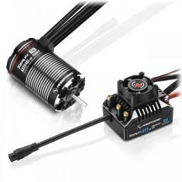Combo Xerun Axe540L R2-2800kV FOC  Rock Crawler Hobbywing 38020313