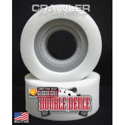 Mousse  Double Deuce en 5.5 Standard inner/ soft outer Crawler Innovations