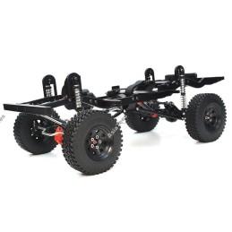 Chassis 1/10e D90 ARTR assemblé Team Raffee TRC/D90-V2