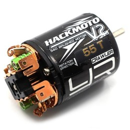 Moteur Hackmoto V2 55T a charbon 540 Yeah Racing