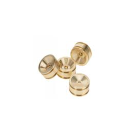 Lest de roues laiton  pour Axial SCX24 Hobby détail DTSCX24-10