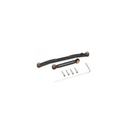 Barre de direction en alu noir  pour Axial SCX24 Hobby détail DTSCX24-14