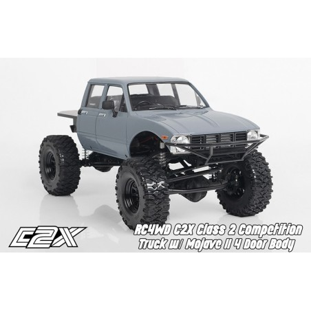 RC4WD C2X CLASS 2 COMPETITION TRUCK RTR W/ MOJAVE II 4 ptes  Z-RTR0042