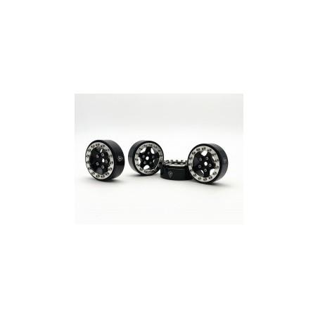 Jantes alu 1.0 Treal Beadlock B Type noir/silver  X002R9MKUB