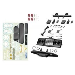Accessoires de carrosserie pour CRX Survival RTR Hobbytech HT-SU1803010