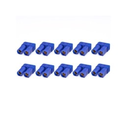 Prise type EC5 femelle (10 pièces)   Konect  KN-130320-10F