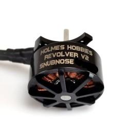 Moteur Brushless  V2 Revolver 540 Subnose 1000kv sensorless Holmes Hobbies