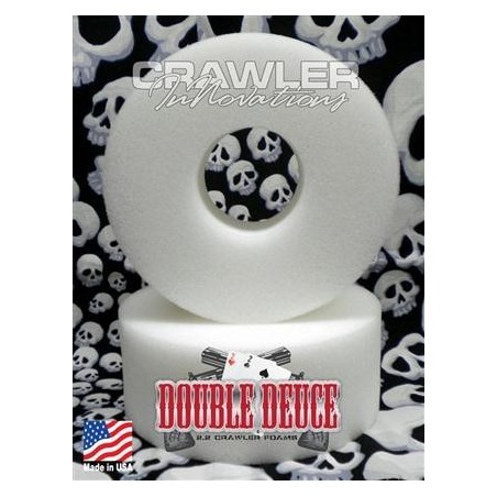 Mousse Double Deuce simple soft 5.75 Crawler innovations