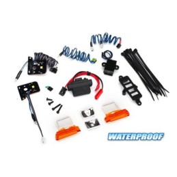 Traxxas Kit complet LED + Alimentation 3V TRX-4 Ford Bronco - 8035
