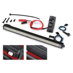 Traxxas Kit barre de LED crawler TRX-4 - Réf. 8029