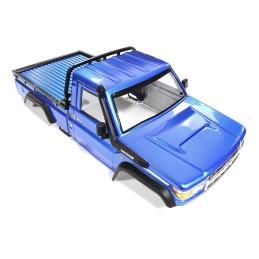 Carrosserie Réalistic Scale  en lexan peinte Bleue 313MM Integy C30140BLUE