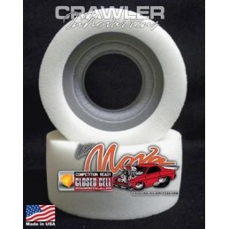 Mousse double Lil'Nova 1.9 en 4.75T standard int. et soft ext. Crawler Innovations