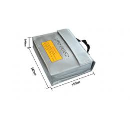 Sac de protection batterie Lipo 240x65x180mm Hobby Details - DTBB01003