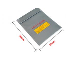 Sac de protection batterie Lipo 23x30cm Hobby Details - DTBB01002