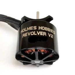 Moteur Brusless V2 Revolver 540 1000KV sensorless Holmes Hobbies
