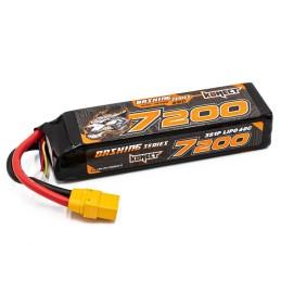 Batterie KONECT LIPO 7200MAH 11.1V 60C 3S1P 79.9WH BASH (XT90) HOBBYTECH - KN-LP3S7200BASH-XT