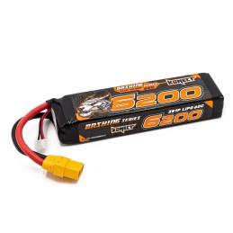 Batterie KONECT LIPO 6200MAH 11.1V 60C 3S1P 68.8WH BASH (XT90) HOBBYTECH - KN-LP3S6200BASH-XT
