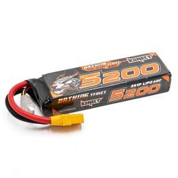 Batterie KONECT LIPO 5200MAH 11.1V 60C 3S1P 57.7WH BASH (XT90) - KN-LP3S5200BASH-XT