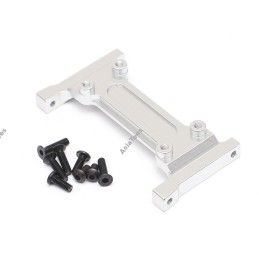 Renfort de châssis avant aluminium silver TEAM RAFFEE pour Element RC Enduro - TRC/1059007FS