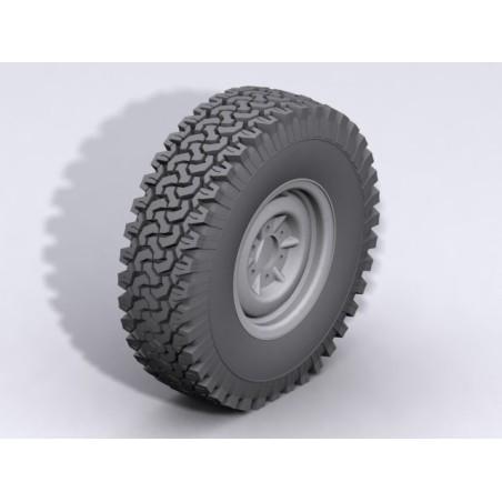Pneu Dirt Grabber 1.9 All Terrain RC4WD (1)