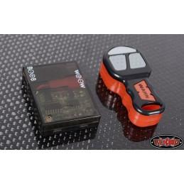 Télécommande Warn pour treuil RC4WD avec récepteur