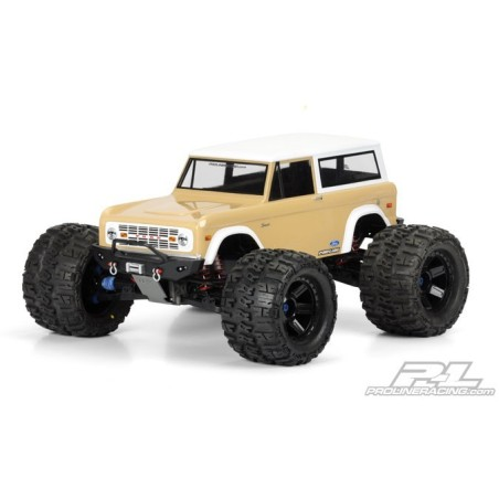 Carrosserie lexan Ford Bronco 1973 PRO-LINE