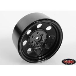 Jante alu Noire Mickey Thompson 2.2 MT 28 beadlock - RC4WD (1)