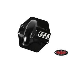 Capot de pont ARB alu Noir pour Wraith ridgcrest (ar60) RC4WD