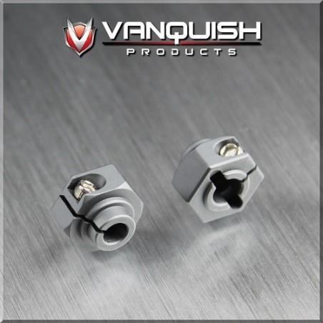 Hexagone alu 12mm grey Vanquish