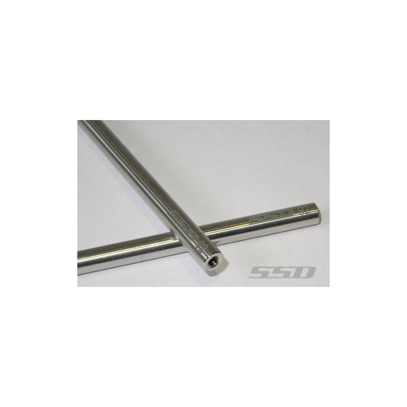 Kit liens Titane inferieur pour SCX10 92mm - SSD