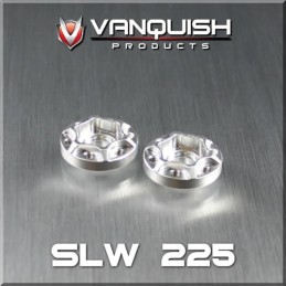 Hexagone alu Hub SLW 225 Vanquish