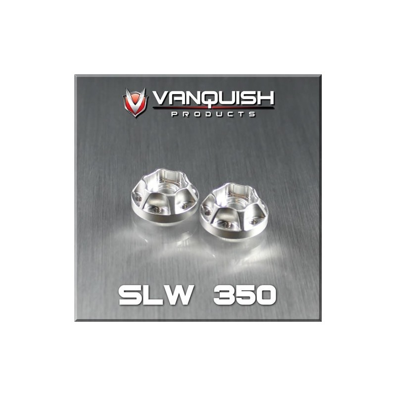 Hexagone alu Hub SLW 350 Vanquish