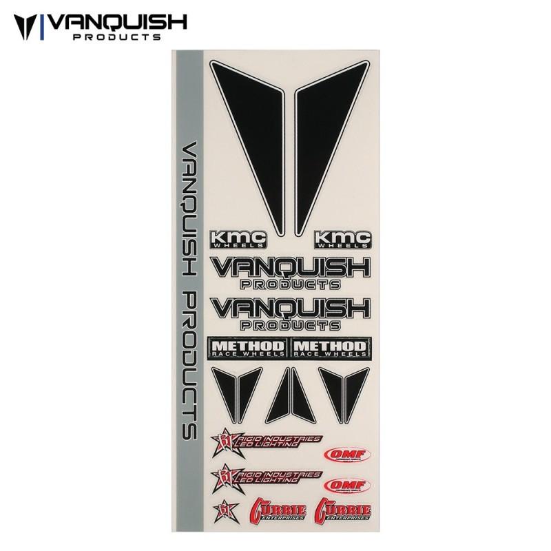 Autocollants Vanquish Products