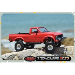 RC4WD Trail Finder 2 RTR w/Mojave II Body