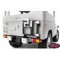 Support métal roue  de secours pivotant Geland Cruiser / FJ40 RC4WD