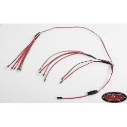LED Basic Lighting System pour Cruiser Body Set RC4WD