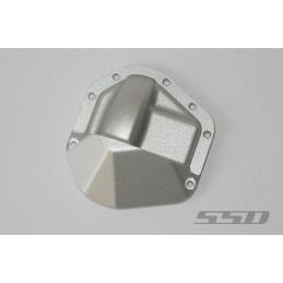 Capot de differentiel HD alu Silver pour pont D60 SSD