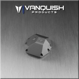Capot 3D differentiel de pont Wraith/Ridgecrest alu Noir Vanquish
