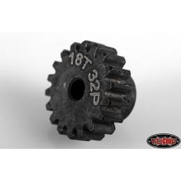 Pignon moteur acier 18T en 32p RC4WD