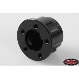 Hexagones de roues  1.9 a 2.2  5 Lug steel +6 offset  RC4WD