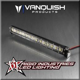 Barre de leds rigide 5'' aluminium Noir 135mm Vanquish