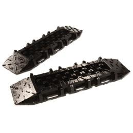 Rampe métal noir extraction  déco Integy