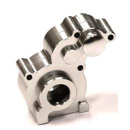 Carter de transmission alu Silver pour Axial scx10 Integy