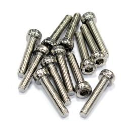 Vis Inox tete cylindrique 3 x 16 Integy (12)