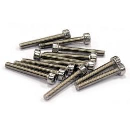 Vis Inox tete cylindrique 3 x 20 Integy (12)