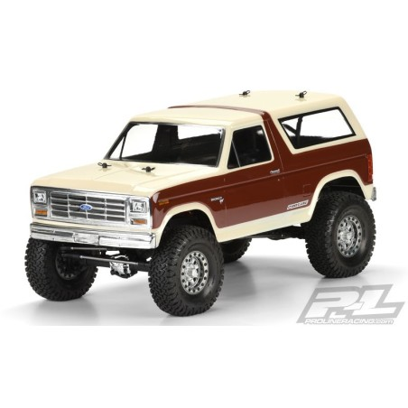 Carrosserie 1981 Ford Bronco Clear Body Proline